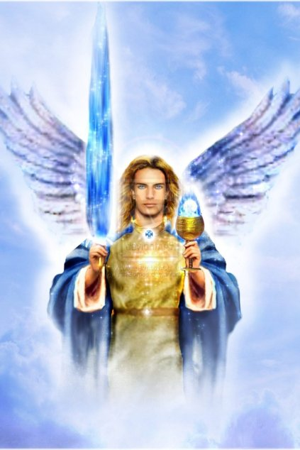 You Have Angelic Connections ~ Archangel Michael – May 18, 2013 Archangel_michael_by_frangomes-d42es5p