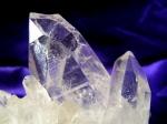 clear quartz crystal properties