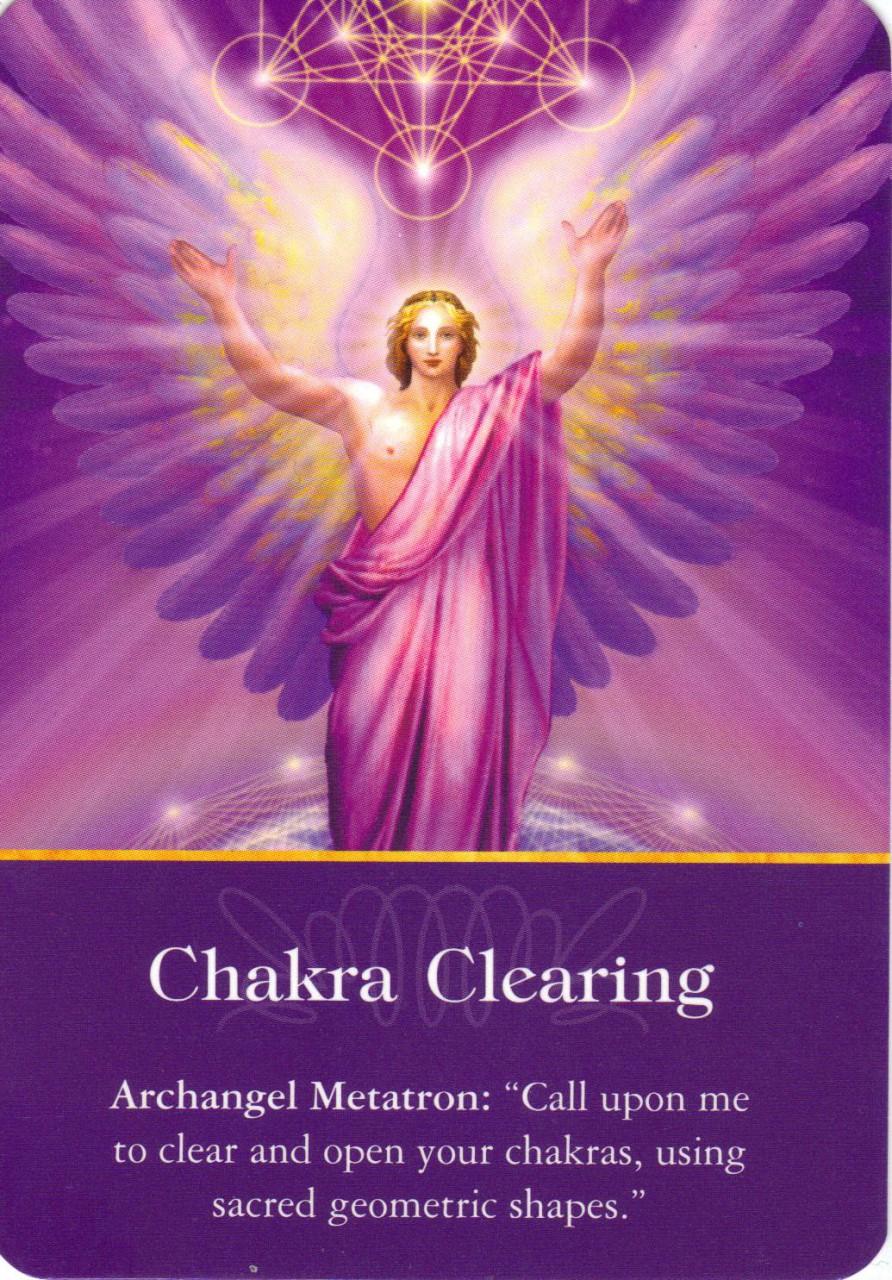 "Archangel Metatron ""Chakra"