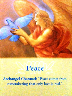 Archangel Chamuel - Peace