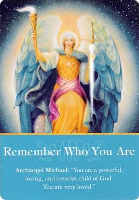 Archangel Michael - Remember Who You Are