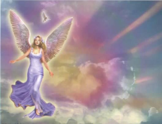 guidance from the angels