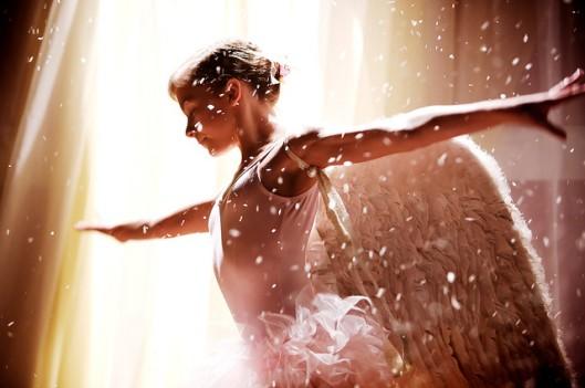 Photo by Ben Hunter - Angel Ballerina www.flickr.com
