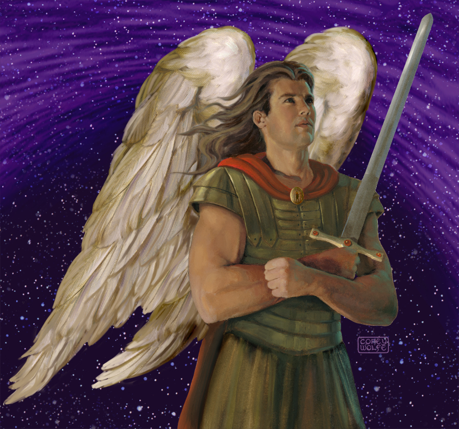 The Protection Of Archangel Michael Archangels And Devas