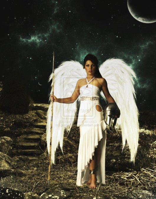 Image ~ Nike Goddess of Victory by Gregor gregor999.deviantart.com