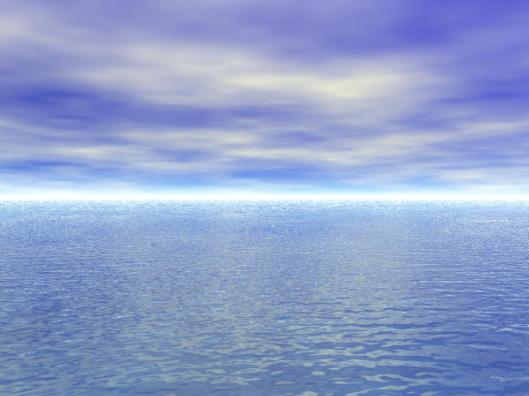 Bryce - Ocean & Sky (Calm Water)