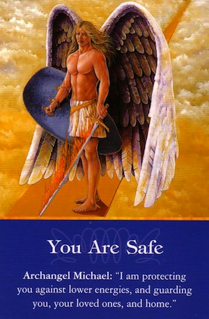 Archangel Michael - You are Safe