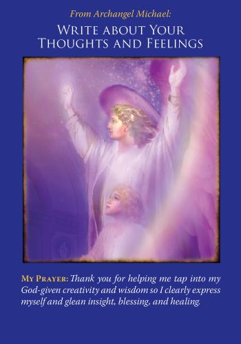 Archangel Michael channeled readings