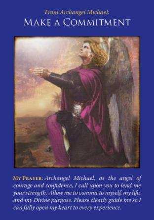archangel michael oracle cards readings