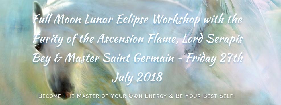full moon lunar eclipse ascension workshop serapis bey