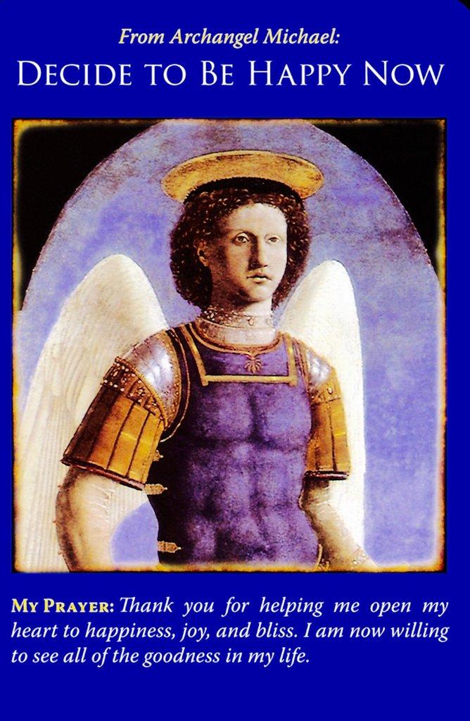 archangel michael readings