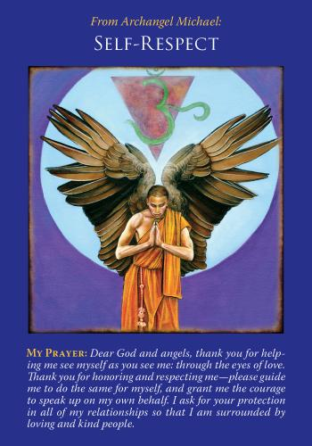 Archangel Michael card readings