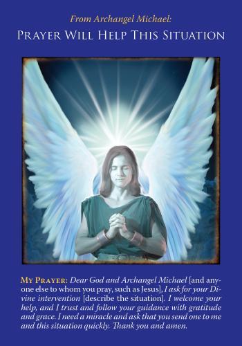 archangel michael card readings